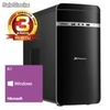 ORDENADOR PHOENIX ACTYON WINDOWS 8.1 INTEL I3 4130 DDR3 4GB 1TB RW
