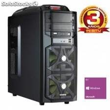 Ordenador phoenix gamer shogun intel core i7, vga g-force gtx 750 2gb ddr5, 16gb
