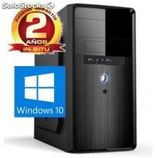 Ordenador phoenix mars intel core I3, 4GB DDR4 2133, 1TB, rw, micro atx, windows