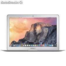 Ordenador portátil 13'' apple macbook air core I5 1.6GHZ/8GB/256GB/intel hd 6000