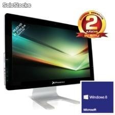 "ORDENADOR SOBREMESA PHOENIX ALL IN ONE CONSTELLATION I5 LED 21.5"" WIN 8 OFFICE"