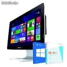"ORDENADOR SOBREMESA PHOENIX ALL IN ONE CONSTELLATION LED 21.5"" WIN 8 PROF."