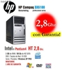 Ordenadores HP Compaq a 2,8Ghz, DVD, 8 USB, etc+Windows XP Coa+Garant