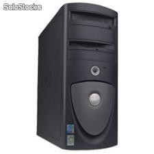 Ordinateur hd/ CD dell optiplex 270 / 2.6/ 512 ram/ 40 hd/ CD
