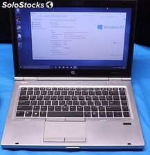 Ordinateur portable hp elitebook 8470 core I5 grade a