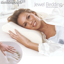Oreiller Viscoélastique Cervical Jewel Bedding