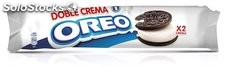 Oreo Galleta Doble Crema 185 Gr. Oreo