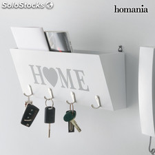 Organizador de Pared con Compartimento by Homania