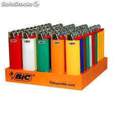 Original Bic Stock por mayor encendedores J5/J6/J25/J26