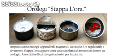 Orologi\Watch « Stappa l'ora »