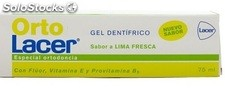 Ortolacer pasta dental lima fresa 75 ml