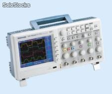 Osciloscopios digital tektronix 40 mhz tds-1001b