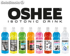 oshee isotonic sport drinks
