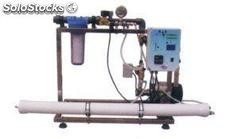 Osmosis Inversa Industrial 120 l/h