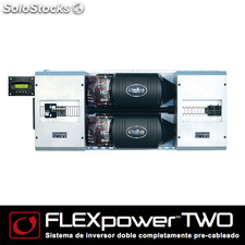 Outback flex power two 6Kw 24v (2 x VFX3024)