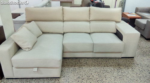 Sofas chaise longue outlet barcelona home for Barcelona chaise longue