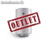 Outlet termo electrico ariston de 80 litros