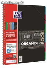 Oxford organiserbook 24.5X31