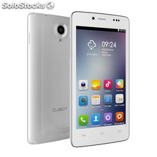 P10 CUBOT Teléfonos móviles MTK6572 Dual Core Android Phone RAM 1G 8G ROM 5 ''
