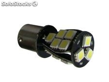 P21W canbus BAY15D 18 leds (doble polo)