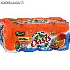 Pack 12X15CL oasis tropical