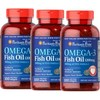 Pack 2+1 omega 3 1200 mg 100 capsulas
