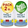 Pack 2+1 omega 3 450/300 60 caps kal