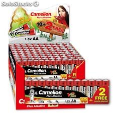 Pack 20x Plus Alcalina AA LR06 1.5V (20 packs * 10 pilas + 2 Gra