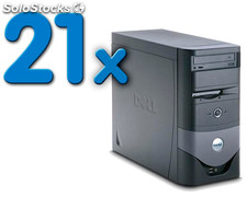 Pack 21 dell optiplex 170L