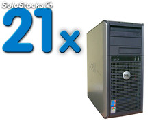 Pack 21 dell optiplex 210L