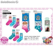 Pack 3 Calcetines Patrulla Canina Skye 4Pack T.27/30-31/34