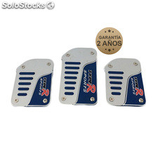 Pack 3 pedales para coche mod 28986