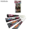 Pack 4 Cornetas Monster High