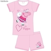 Pack 4 Pijamas Peppa Pig Patinaje (Ahorro 5%)