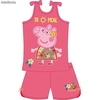 Pack 4 Pijamas Peppa Pig Tropical (Ahorro 5%)