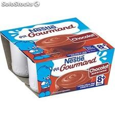 Pack 4X100G p'tit gourmand chocolat nestle