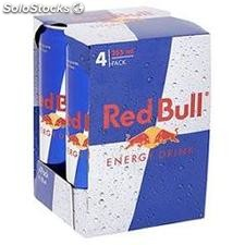 Pack 4X355ML energy drink red bull