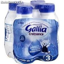 Pack 4X500ML lait calisma gallia