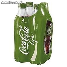 Pack 4X50CL coca cola life