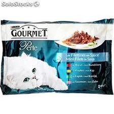 Pack 4X85G filettines perles gourme