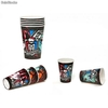 Pack 5 Vasos Desechables Monster High