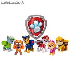 Pack 6 figurines sac a dos