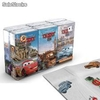 Pack 6 Paquetes Pañuelos Disney Cars