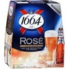 Pack 6X25CL biere 1664 rose