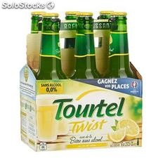 Pack 6X27,5CL twist citron tourtel