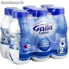 Pack 6X500ML gallia 2E age