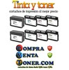 Pack 8 cartuchos de tinta Hp 932xl X2 + 933xl X6 compatibles