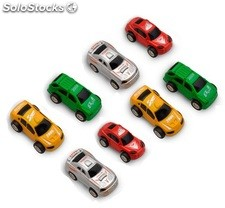 Pack 8 coches