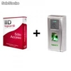 Pack acceso huella (lid:02+ software lite)