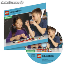 Pack actividades Lego Education maquinas simples
